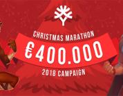 Рождественский марафон от Yggdrasil